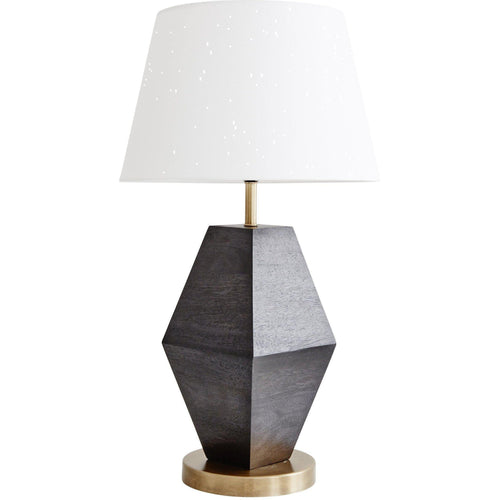 Medium Wood Lamp, Excl Shade - Day home-Lampa-Day home-Stilsäkert