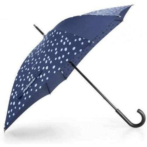 Umbrella Spots navy - Risenthel-Paraply-Reisenthel-Stilsäkert