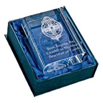 Thomond crystal book
