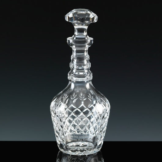 Earle Georgian wine decanter