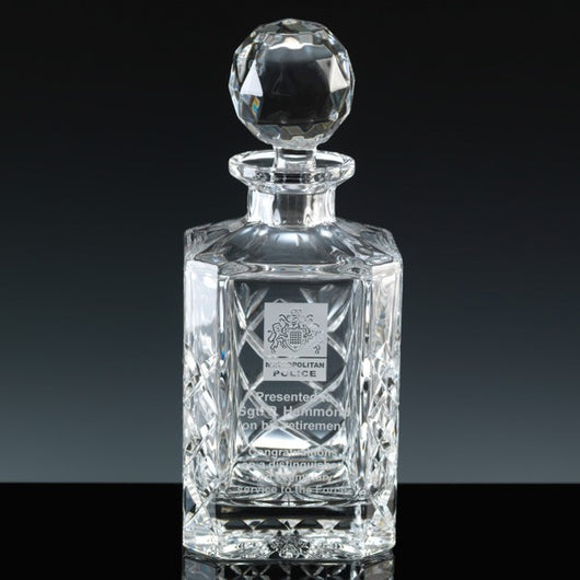 Earle spirit decanter