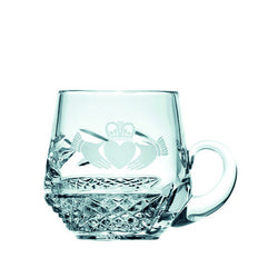 Galway Crystal Christening cup