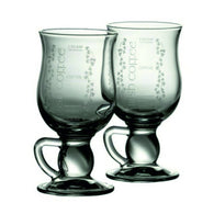 Galway Crystal Irish Coffee glass