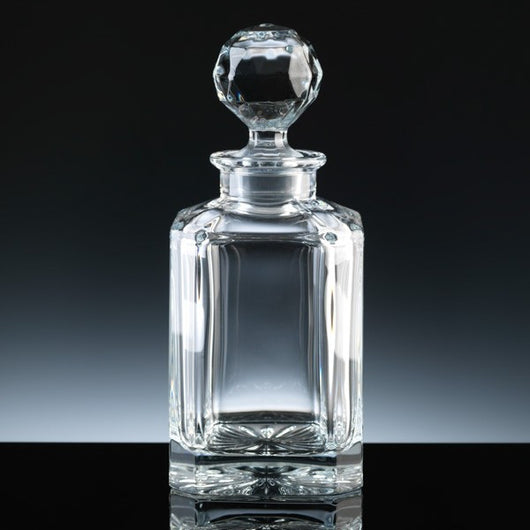 Regal square spirit decanter