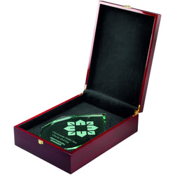 Jade PREMIUM diamond plaque box