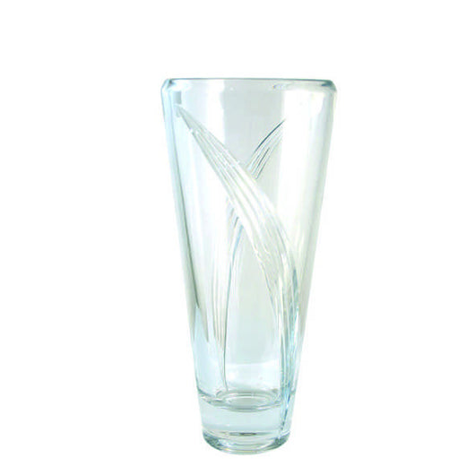 Tipperary Crystal Pearl Vases Crystal Clear Glass Engravers