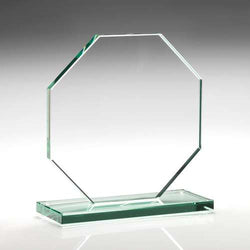 Jade Octagon plaque