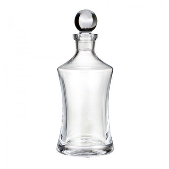 Waterford Crystal hour glass decanter