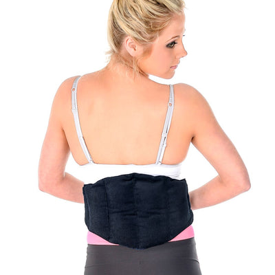 Zhu-Zhu Back Wrap Heat Pad Microwave Wheat Bag