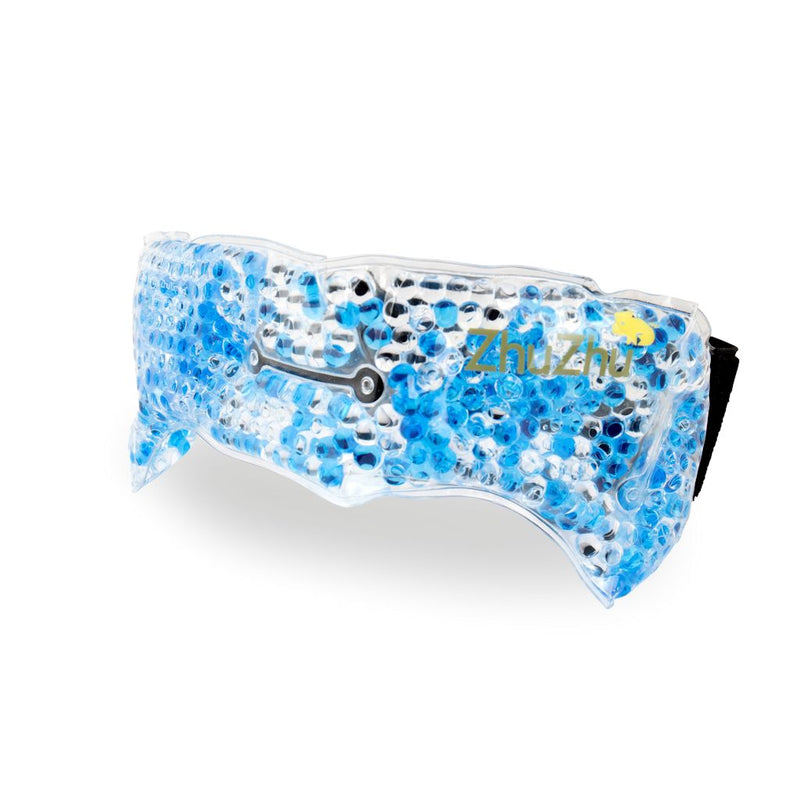 Zhu-Zhu Migraine Hot & Cold Pack Wrap Therapeutic Gel Beads