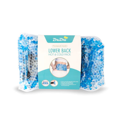 Zhu-Zhu Lower Back Hot & Cold Pack Therapeutic Gel Beads