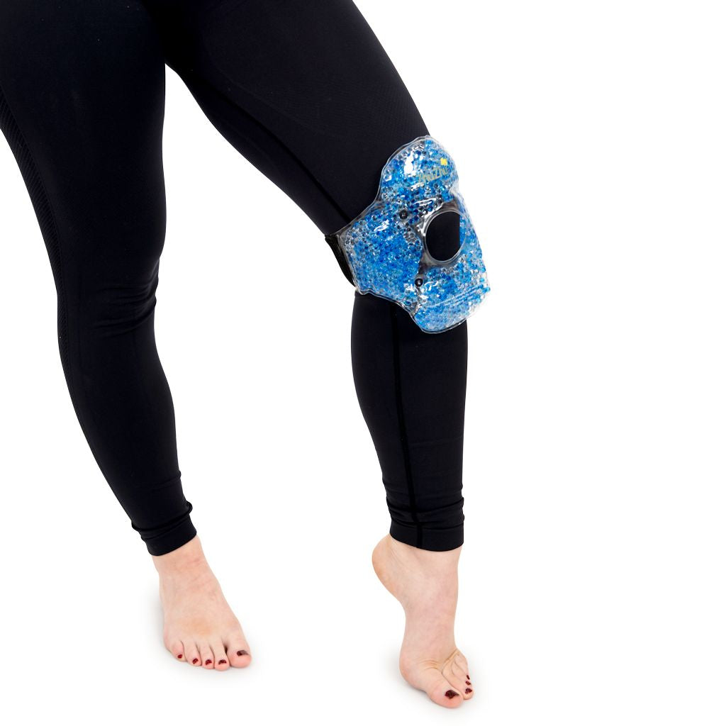 Zhu-Zhu Knee & Elbow Hot & Cold Pack Therapeutic Gel Beads