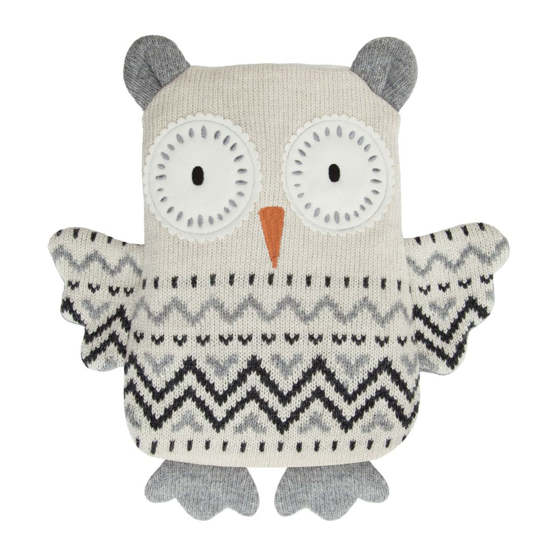 Aroma Home Microwavable Huggable Hottie - Snow Owl
