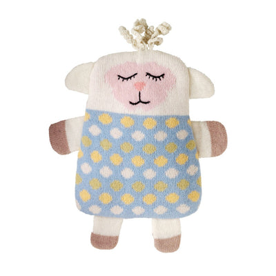 Aroma Home Knitted Snuggle Hotties - Lamb