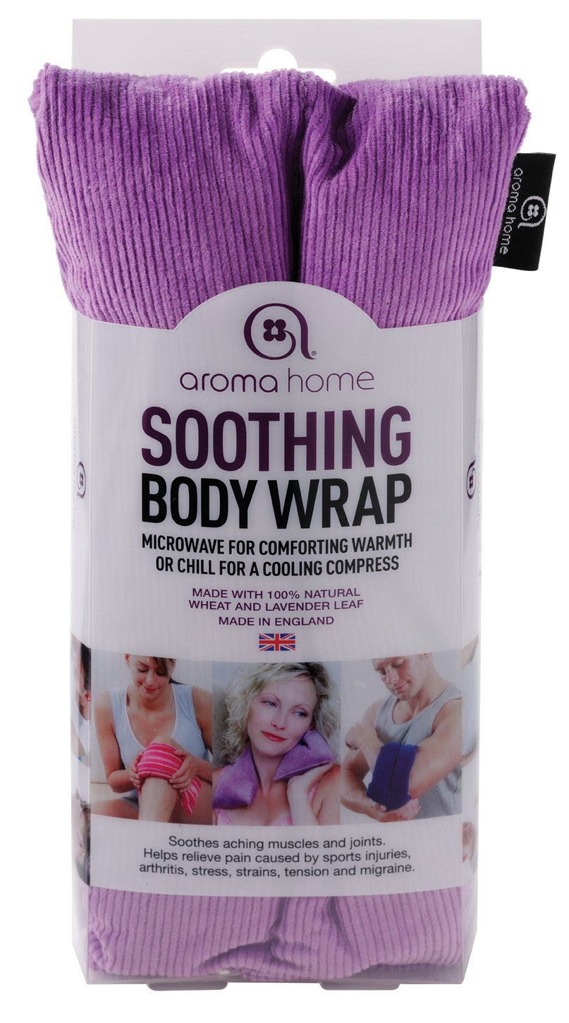 Aroma Home Soothing Body Wrap - Lavender
