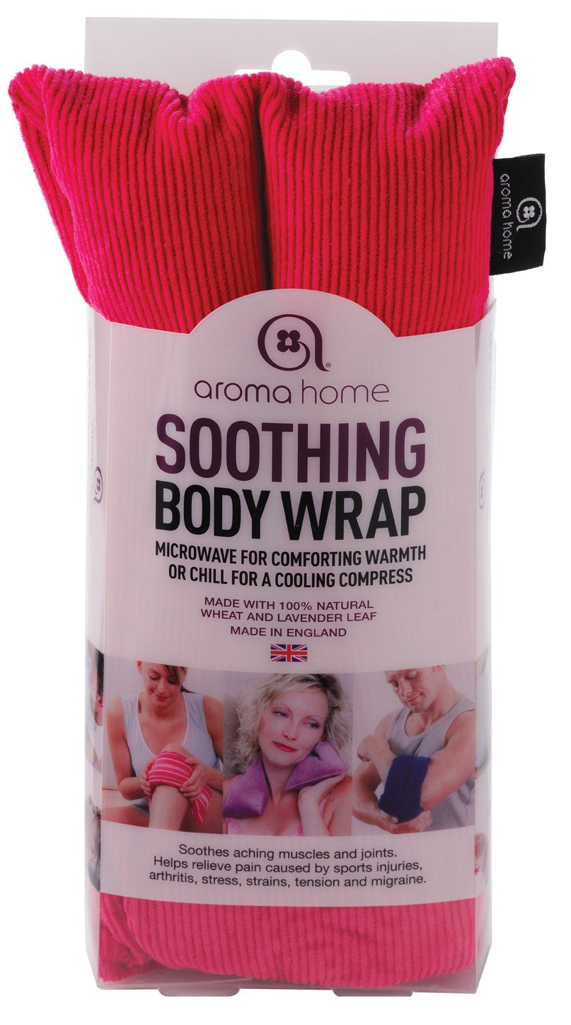 Aroma Home Soothing Body Wrap - Pink
