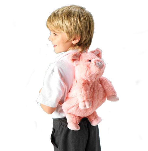 Intelex PillowHead Backpacks - Pig