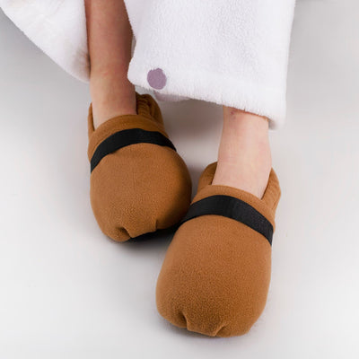 Zhu-Zhu Cozy Toes Microwavable Slippers