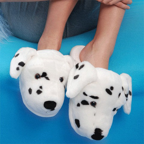 Aroma Home Dog Slippers - Dalmatian