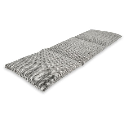 Zhu-Zhu Soothing Heat Pack - Herringbone Unscented Microwave Wheat Bag