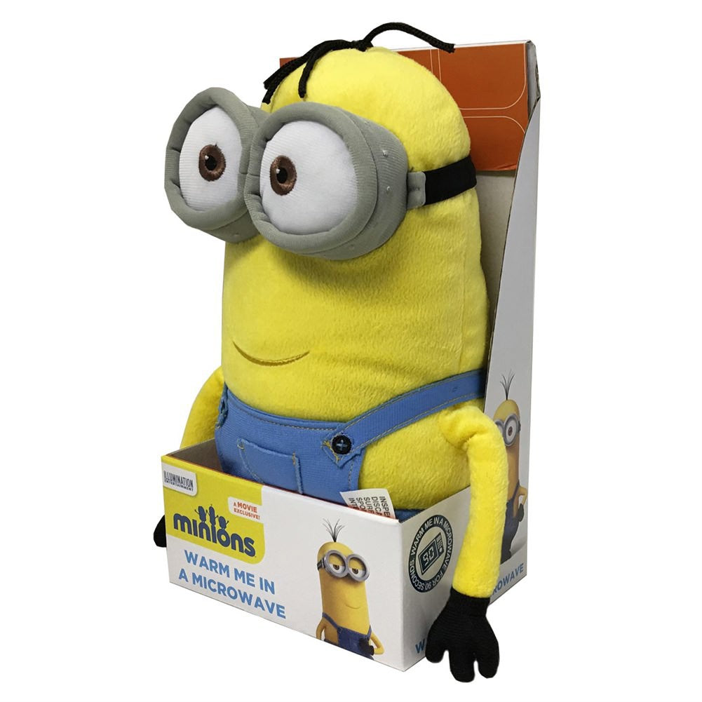 Intelex Minions Microwavable Warmer - Kevin