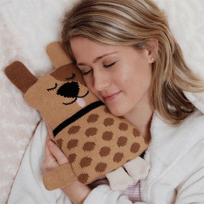 Aroma Home Knitted Snuggle Hotties - Dog