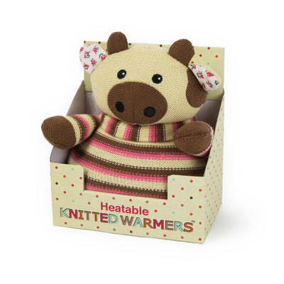 Intelex Heatable Knitted Warmer - Cow