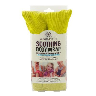 Aroma Home Soothing Body Wrap - Lime