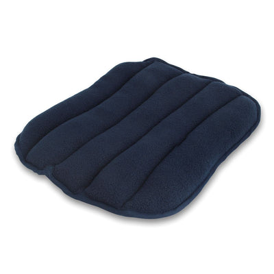 Zhu-Zhu Multiuse Heat Pad - Navy Fleece Unscented
