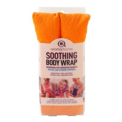 Aroma Home Soothing Body Wrap - Orange