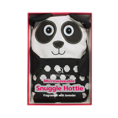 Aroma Home Microwavable Snuggle Hottie - Panda