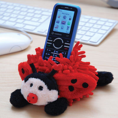 Aroma Home Mobile Phone Holder - Ladybird