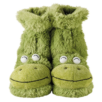 Aroma Home Fun For Feet Slipper Socks - Frog