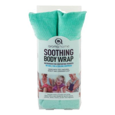 Aroma Home Soothing Body Wrap - Turquoise