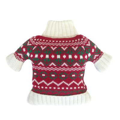 Intelex Winter Warmer Jumper Hottie - Red & Green