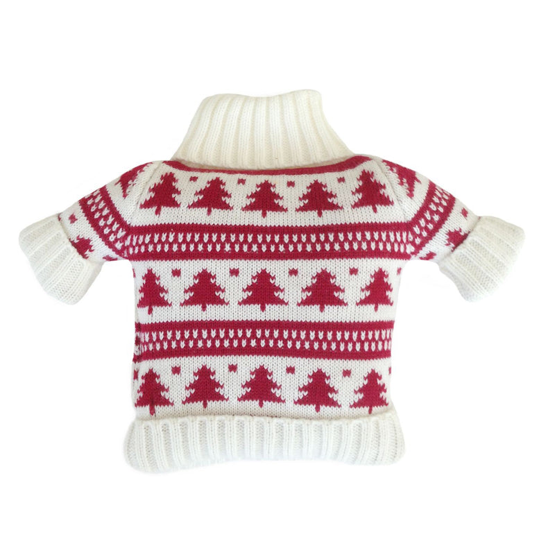 Intelex Winter Warmer Jumper Hottie - Red & White