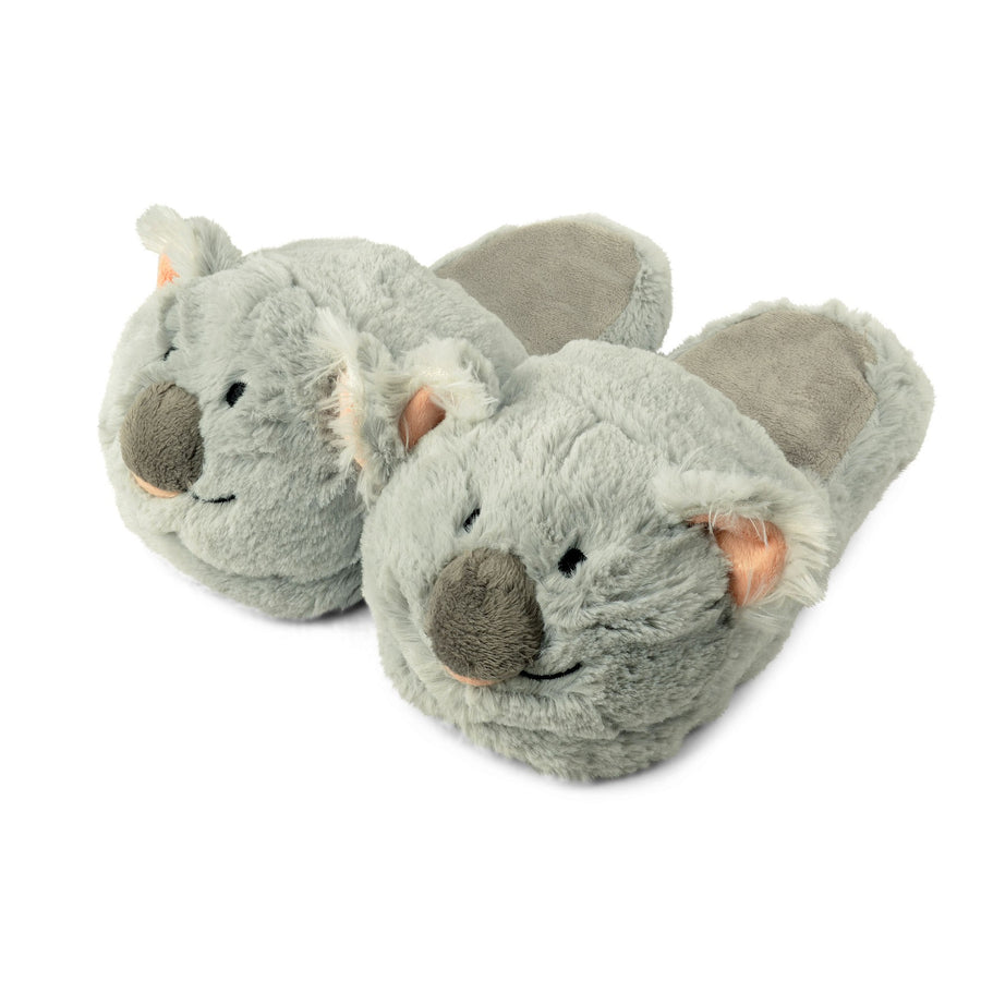 Zhu-Zhu Plush Animal Slippers - Koala