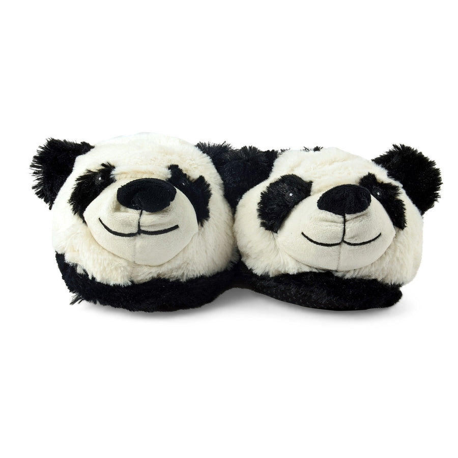 Zhu-Zhu Plush Animal Slippers - Panda