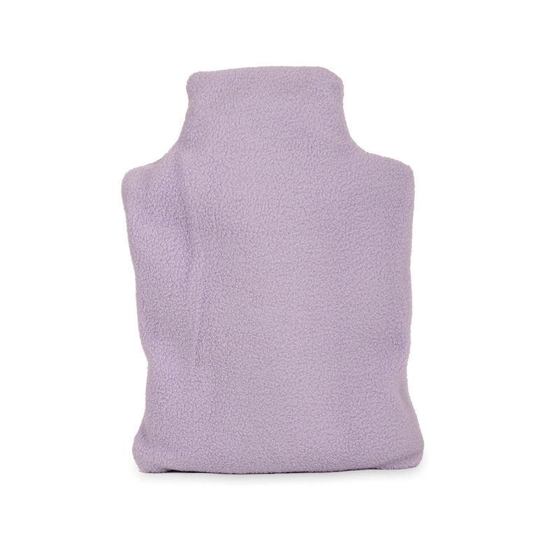 Zhu-Zhu Hot Bottle Body Warmer Microwavable Wheat Bag - Lavender Fleece