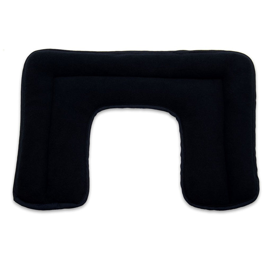 Zhu-Zhu Neck & Shoulder Heat Pad - Navy Fleece