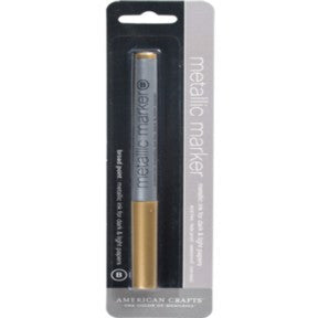 Metallic Marker - Gold
