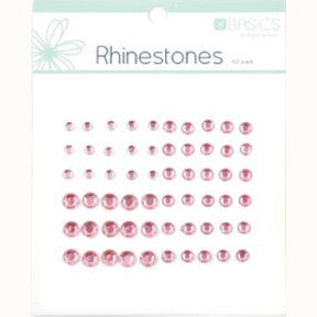 Rhinestones - Light Pink