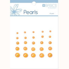 Pearls - Yellow