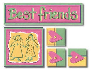 Best Friends - Girl