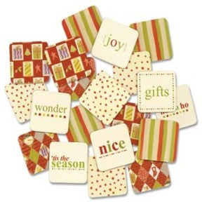 Homespun Holidays Tiles