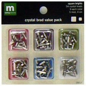 Crystal Value Pack Square Brights