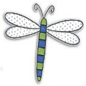 Dragonfly (Spotty Wings)