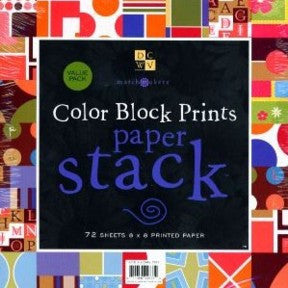 Color Block Prints