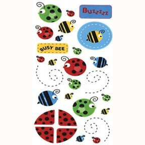 Buzz Bugs Stickers