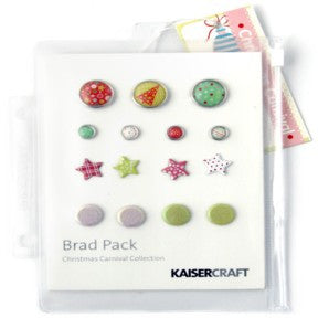 Christmas Carnival Collection Brad Pack
